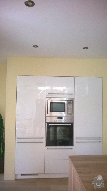 Úprava elektroinstalace pro novou kuchyni: WP_20140801_011
