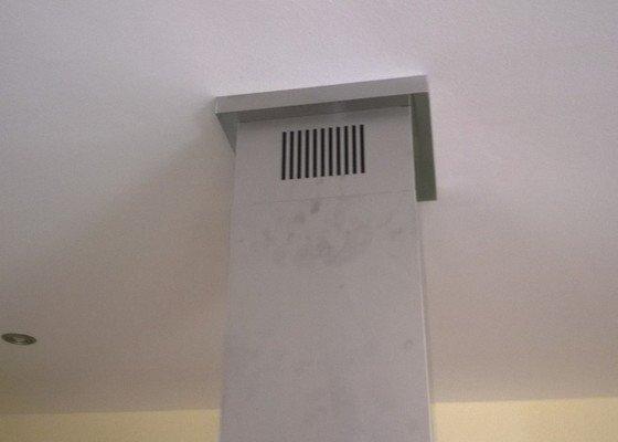Úprava elektroinstalace pro novou kuchyni