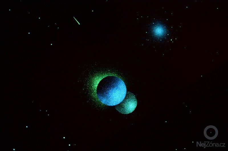 Hvězdné motivy na šikminách - inspirace: DSC_0343