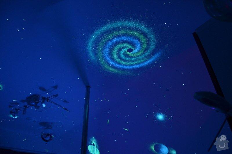 Hvězdné motivy na šikminách - inspirace: DSC_0359