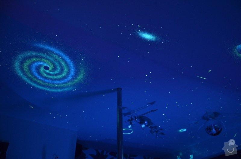 Hvězdné motivy na šikminách - inspirace: DSC_0363