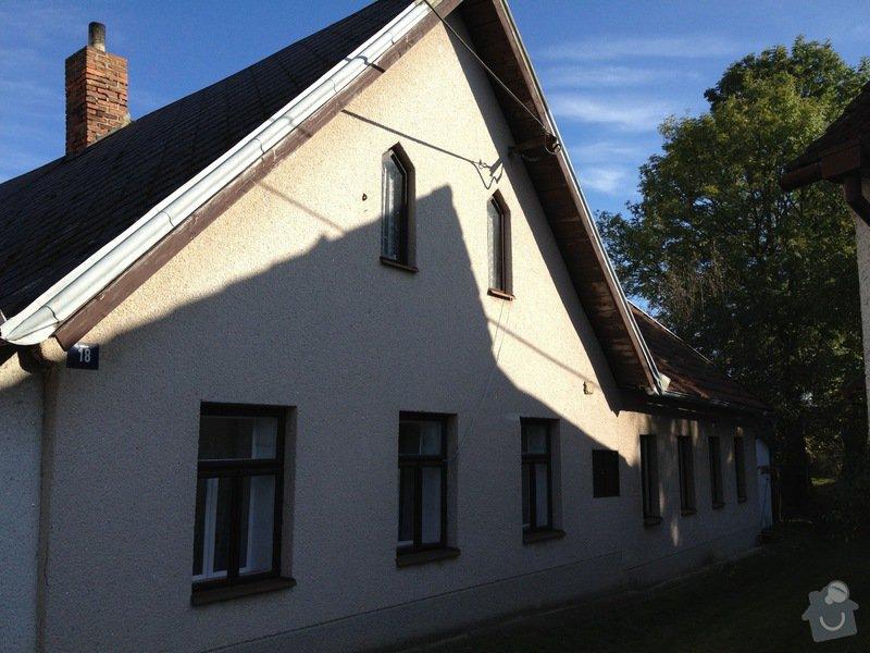 Rekonstrukce střechy chalupy: IMG_0777
