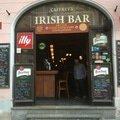 Kovovy cerny napis nad vchod do restaurace wp 20140806 001