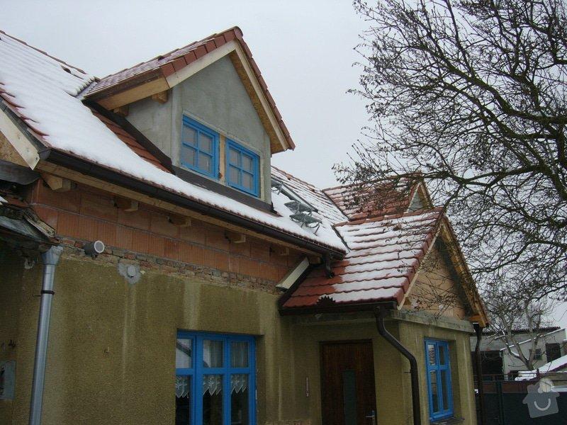 Střecha na klíč: P1020190