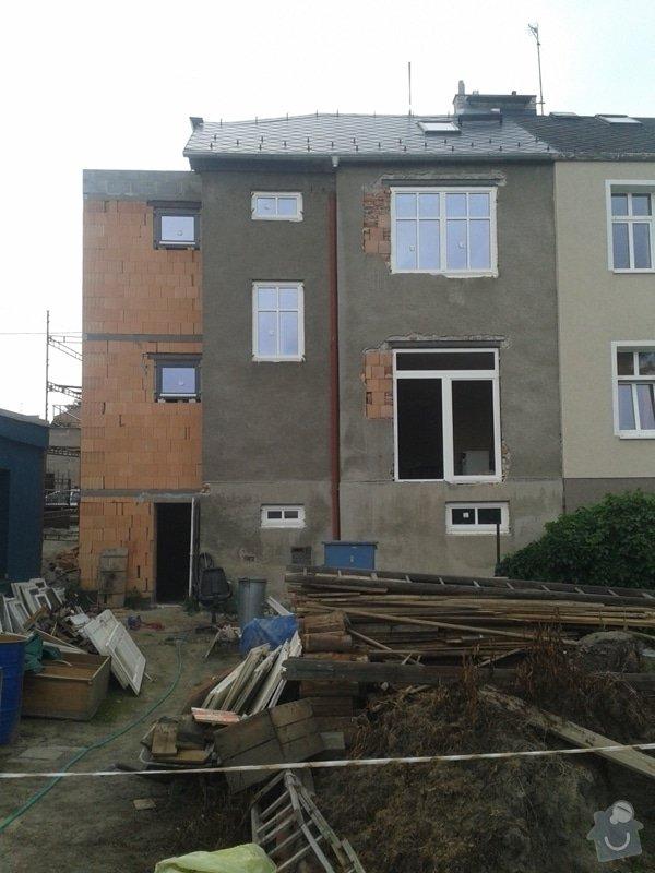 Zateplení domu: 20140723_181837new
