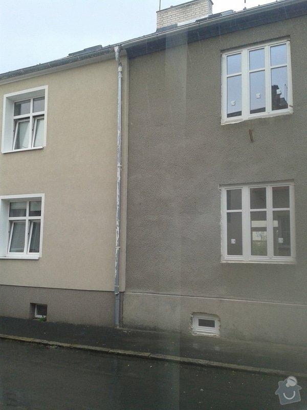 Zateplení domu: 20140723_182930