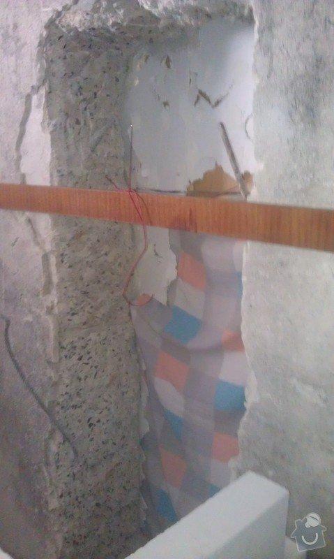 Probourání dveří: IMAG1343