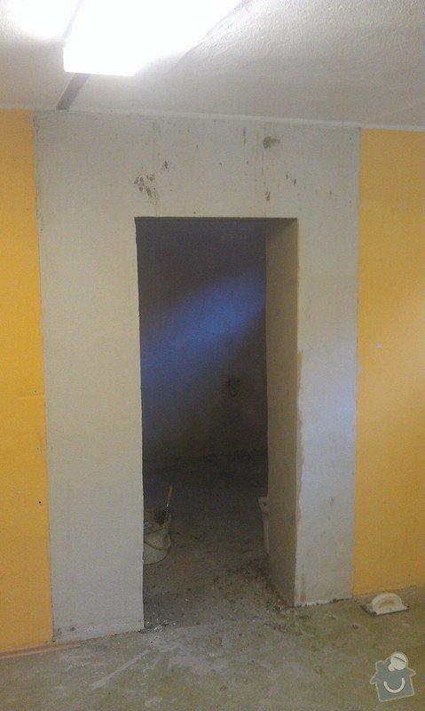 Probourání dveří: IMAG1353