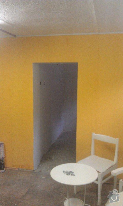 Probourání dveří: IMAG1356