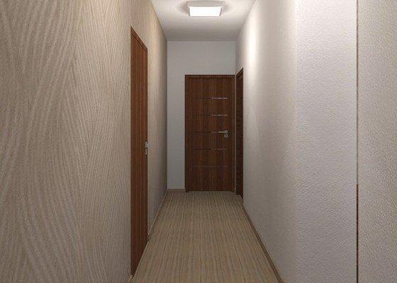 Moderní interiér v neutrálních barvách