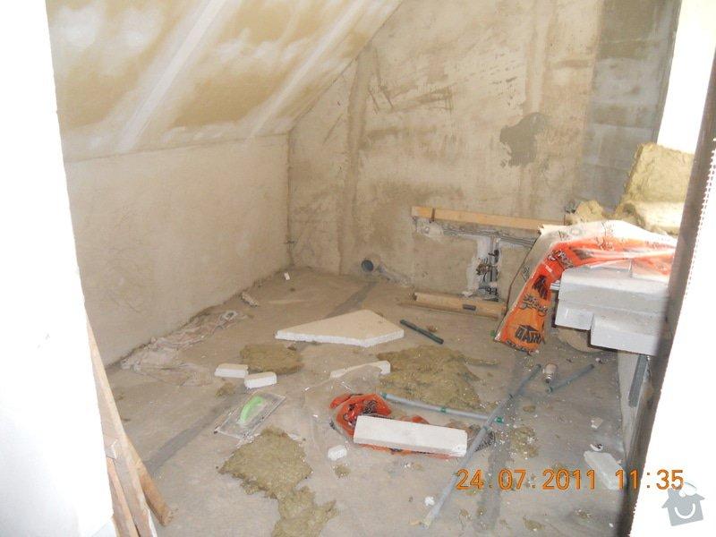 Rekonstrukce domu v Chabařovicích: DSCN0242