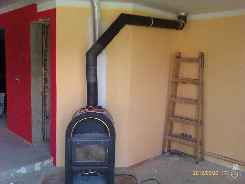 Rekonstrukce domu v Chabařovicích: IMAG0678