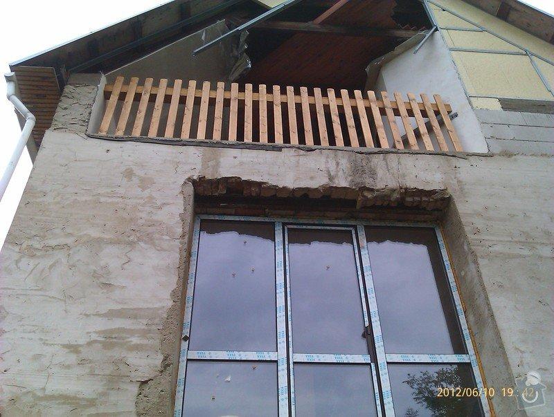 Rekonstrukce domu v Chabařovicích: IMAG0763