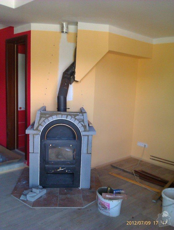 Rekonstrukce domu v Chabařovicích: IMAG0839