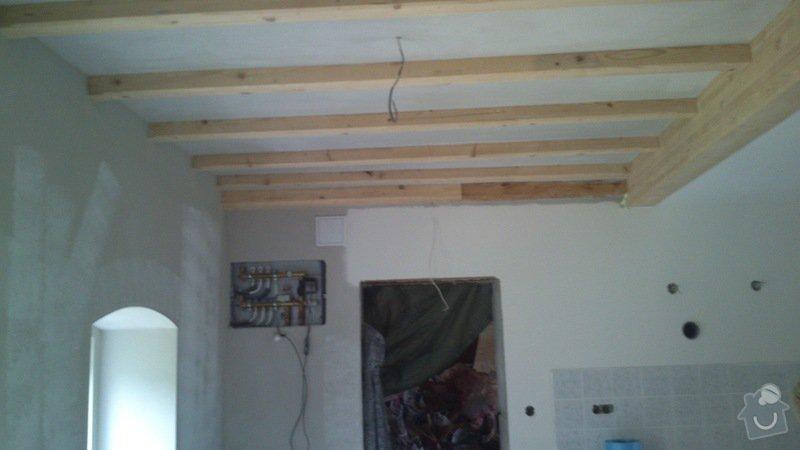 Dřevěná stropní konstrukce: DSC_0008_1
