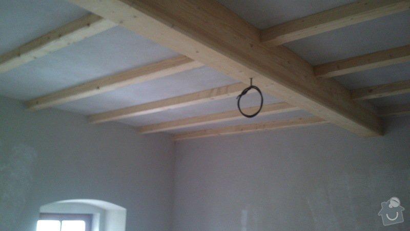 Dřevěná stropní konstrukce: DSC_0009_1