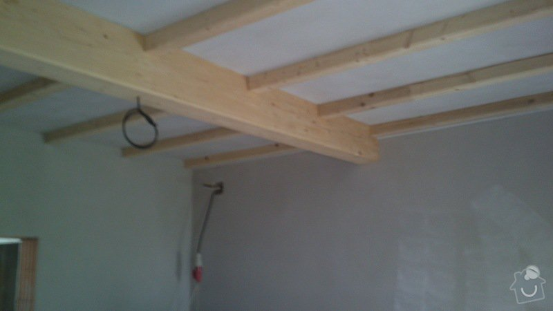 Dřevěná stropní konstrukce: DSC_0010_1