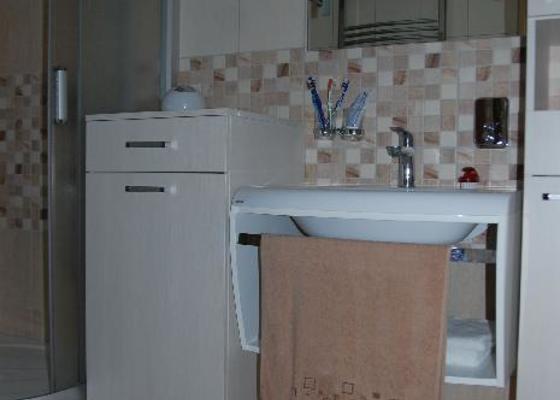 Rekonstrukce koupelny v Býšti