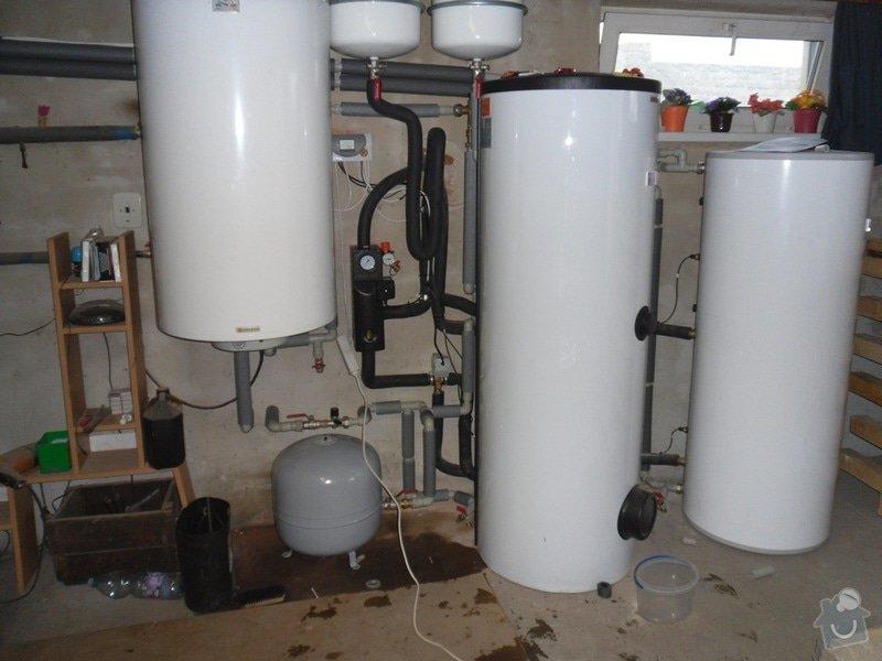Solární ohřev vody s přitápěním: SAM_3321