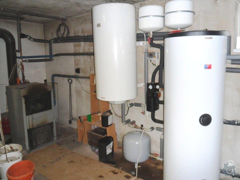 Solární ohřev vody s přitápěním: SAM_3322
