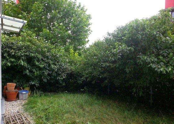 Zahradnické práce -úprava předzahrádky 34m2 Beroun
