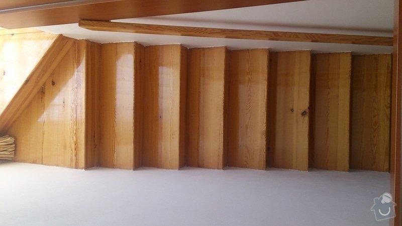 Rekonstrukce dřevěného schodiště: DSC_1147
