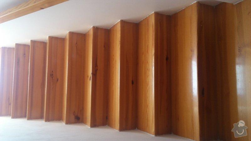 Rekonstrukce dřevěného schodiště: DSC_1151