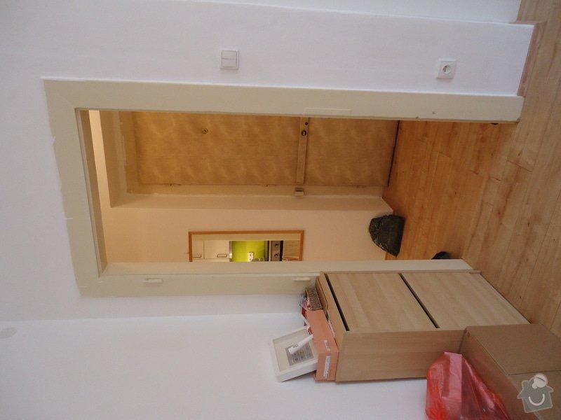 Výroba interiérových dveří do bytu: futra_misto