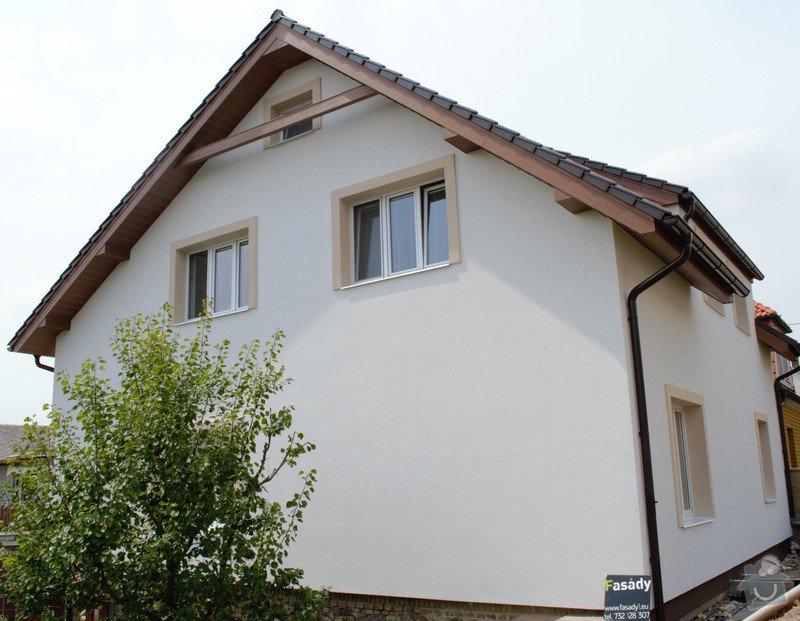 Zateplení fasády Třebonice: DSC_0033