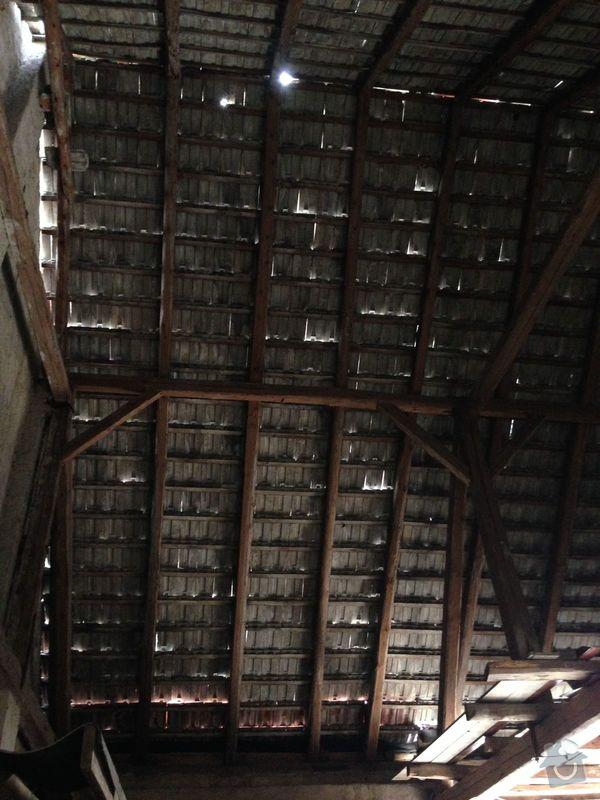Oprava krovu stodoly a pokládka krytiny: IMG_1857