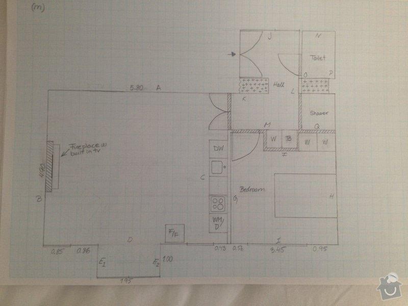 Kompletní rekonstrukce bytu. : IMG_5540