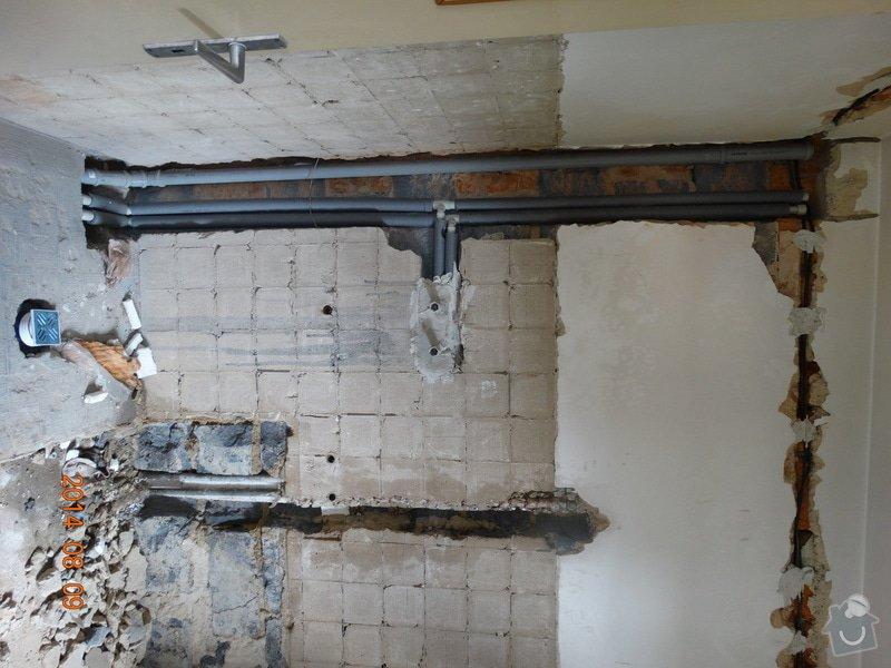 Obkladačské práce (koupelna + toaleta): DSC02115