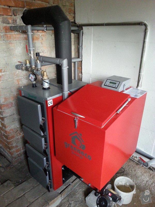 Prodej Automatický kotel Greeneco 15kW + montáž : 20140812_170240