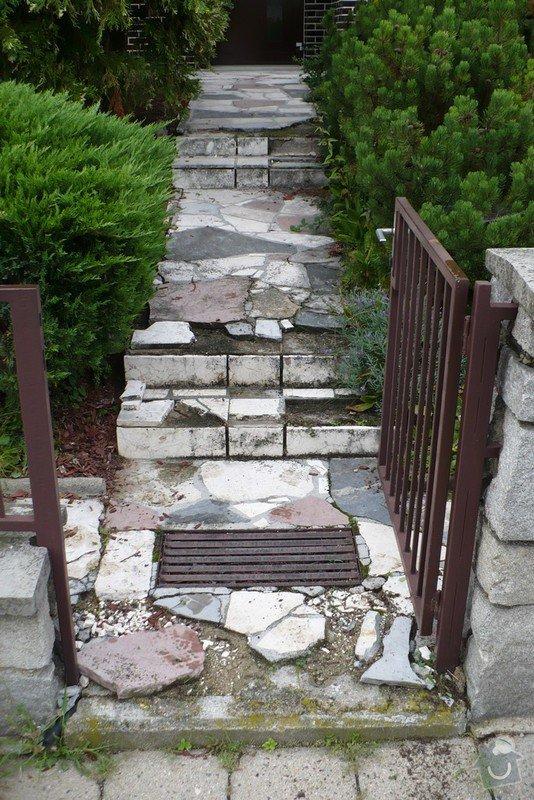 Rekonstrukce schodů: P1380044a