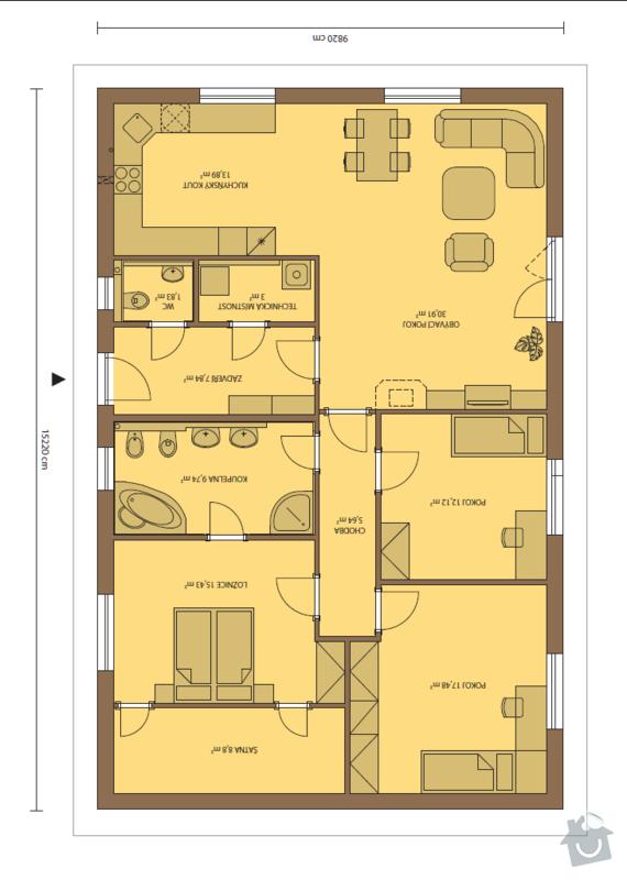 Stavba rodinného domku: Dum