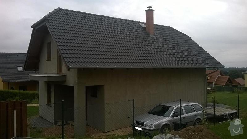 180 m2 fasada na novostavbě: 4