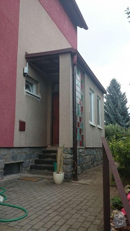 Úprava vstupu do rodinného domu - rekonstrukce: DSC_0964