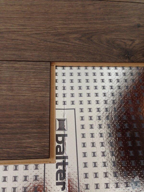 Podlaha - Plovoucí podlaha: IMG_7143