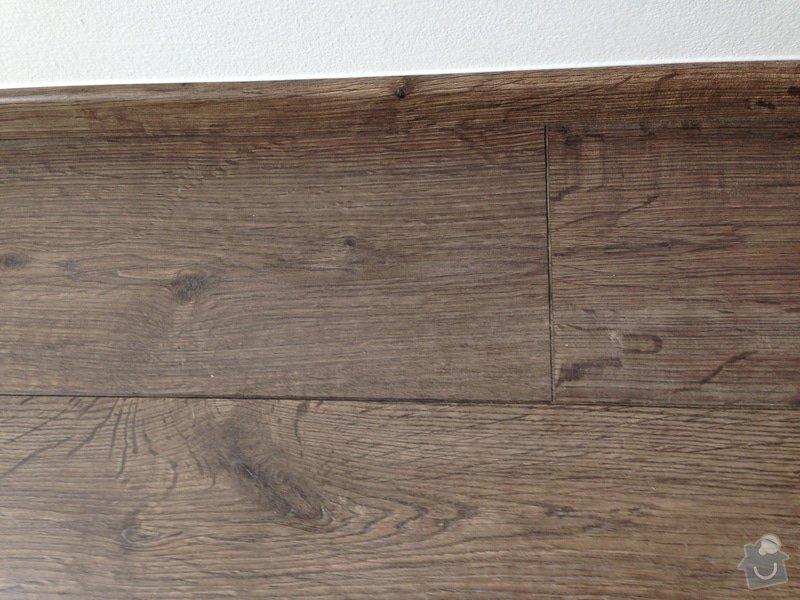 Podlaha - Plovoucí podlaha: IMG_7148