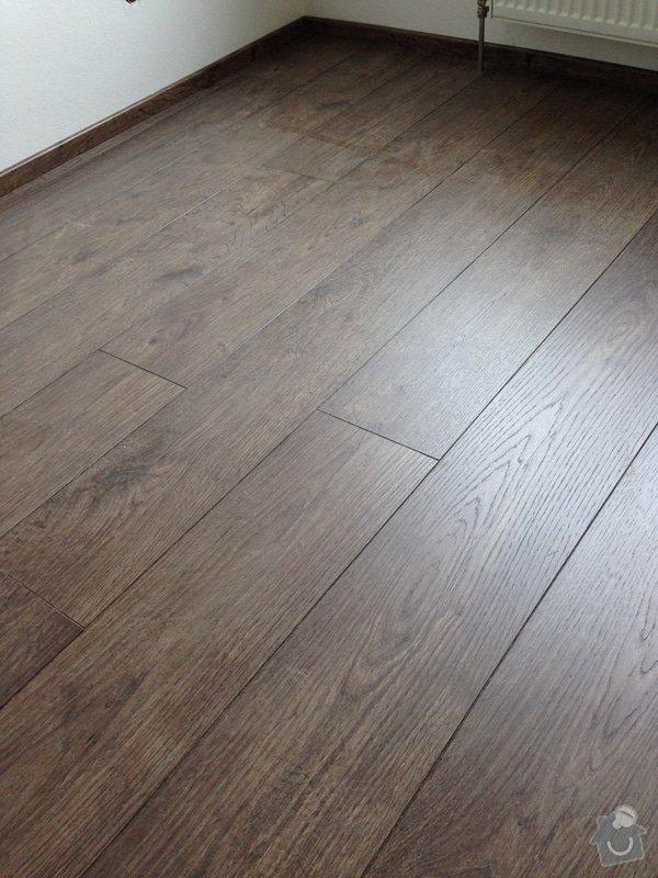 Podlaha - Plovoucí podlaha: IMG_7149