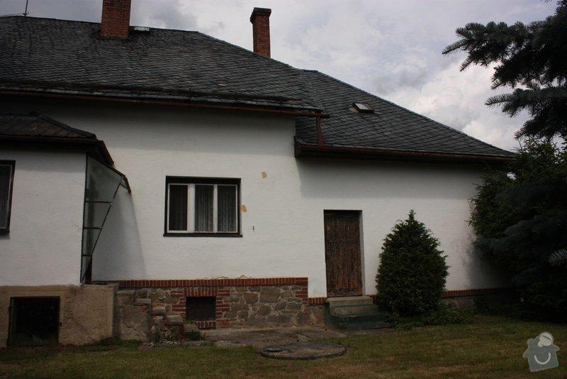 Drobnou opravu břidlicové střechy: 02