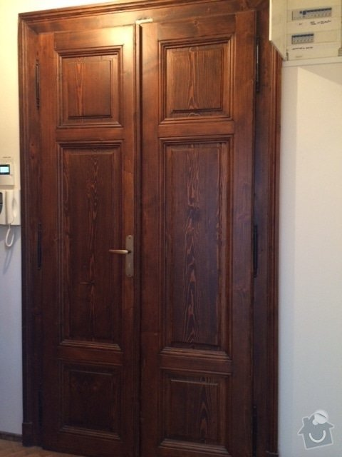 Čalounění dveří-zatepleni,odhlučnění-se zvukoizolacni vlozkou,zabezpeceni: obrazek_1_1_