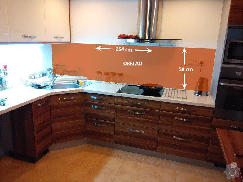 Obklad kuchyně: foto-kuchyn
