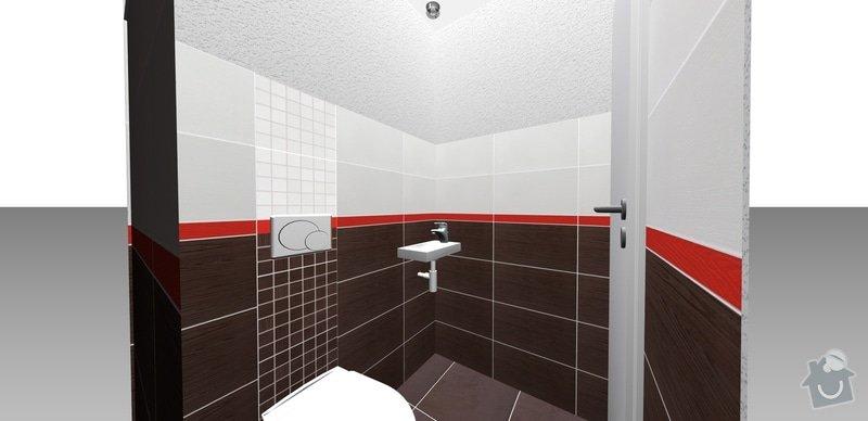 Pokládka obkladů a dlažby v koupelně a wc: 2wc_um