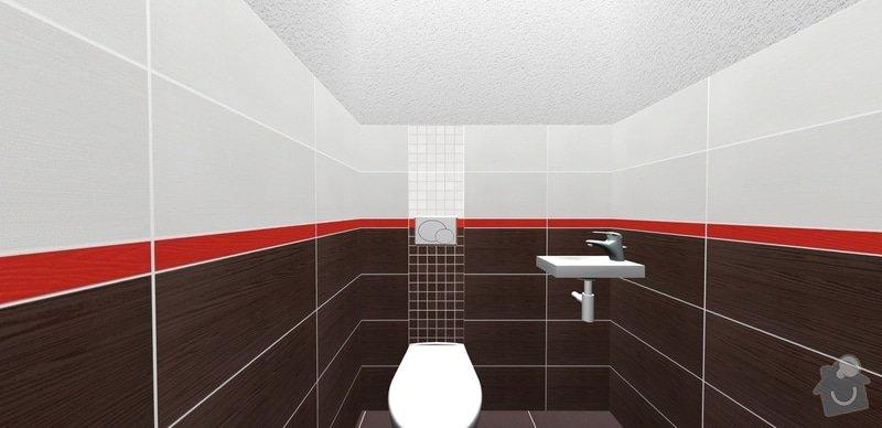 Pokládka obkladů a dlažby v koupelně a wc: 2wc_d