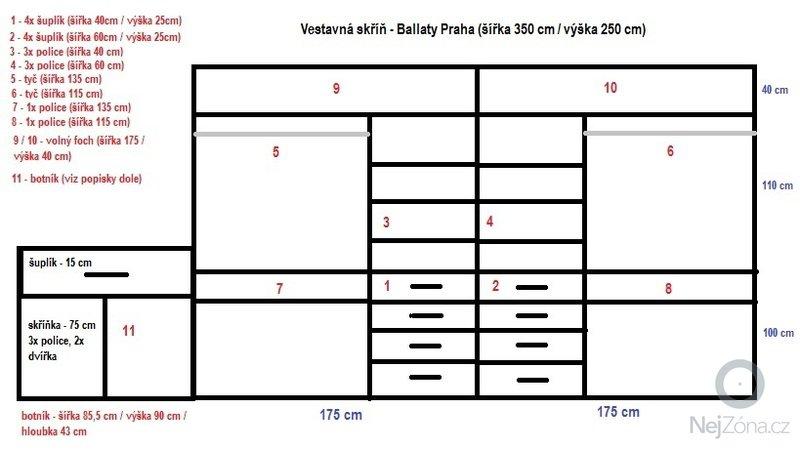 Vestavěné skříně na míru: Ballaty_vestavna_skrin_Praha