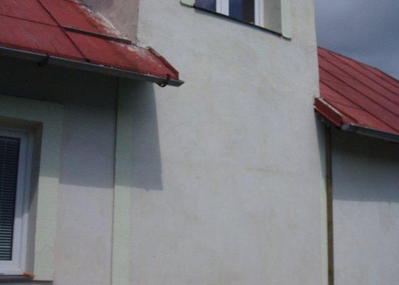 Náter fasády