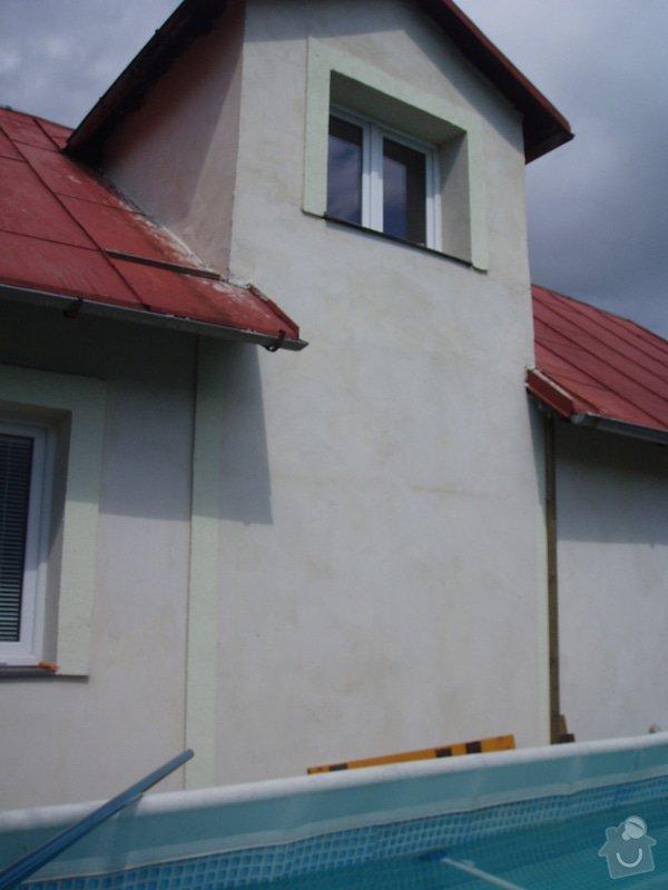 Náter fasády: Zlicin-fasada_vzadu_002