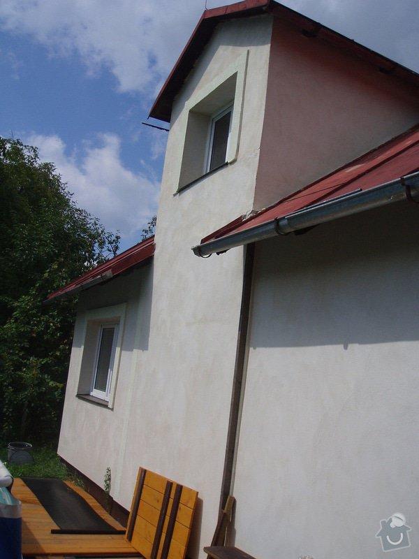 Náter fasády: Zlicin-fasada_vzadu_001