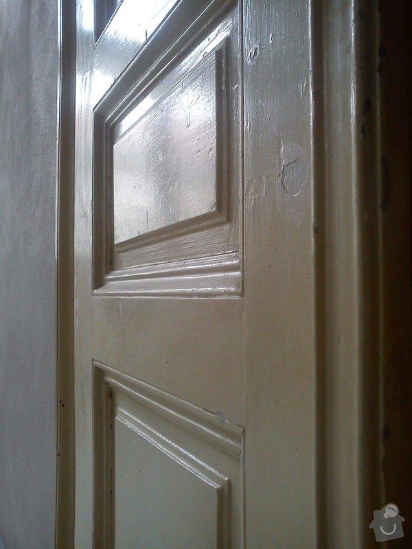Renovace obložkových dveří: ericson_900